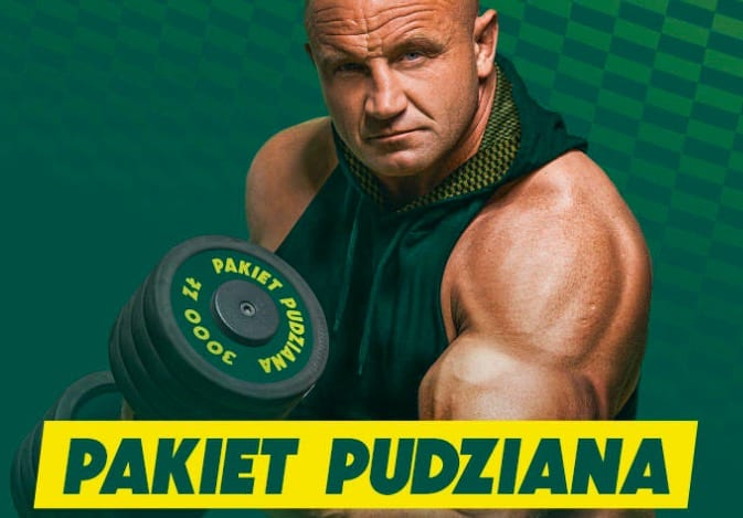 Pakiet Pudziana dla nowych - promocja na start w Betfan
