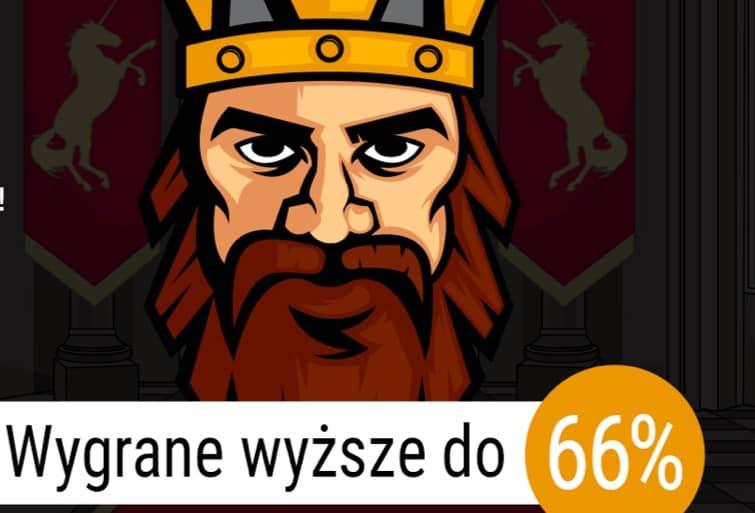 Bonus King Size w Totolotek - nawet 66% wygranej ekstra za zakłady kombinacyjne